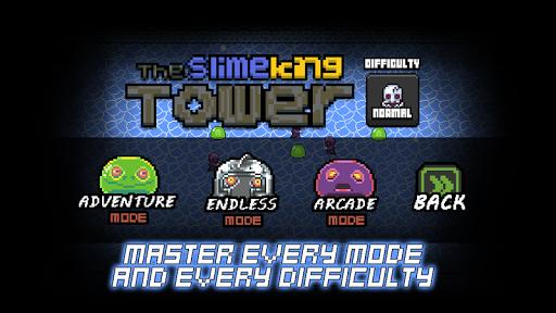The Slimekings Tower (No ads) - screenshot