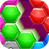 Game Hexagon Jigsaw Puzzle Block APK for Windows Phone