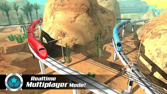 Rennen im Zug - Euro Spiele android spiele download