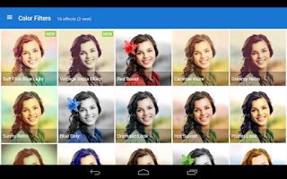 Screenshot of Photo Lab Picture Editor FX