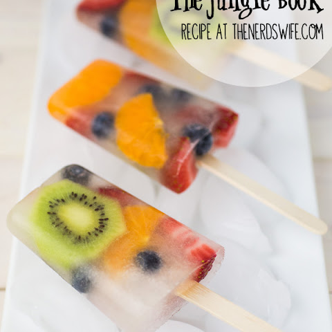 Bare Necessities Fresh Fruit Pops