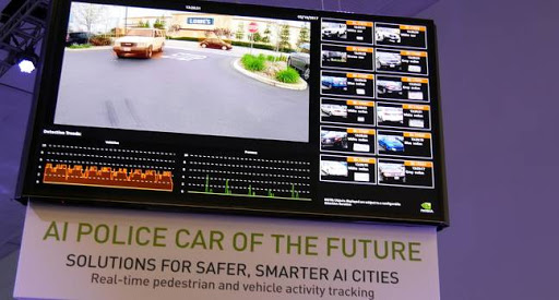 Never mind custody decisions, let's AI up our police cars
