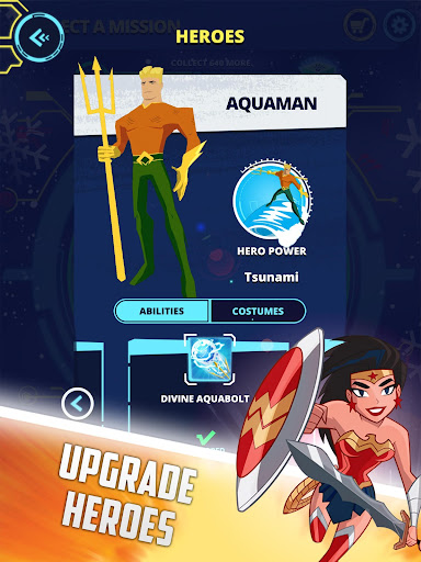 Justice League Action Run screenshot 9