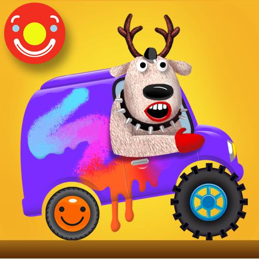 Pepi Garage — Create & Ride (game)