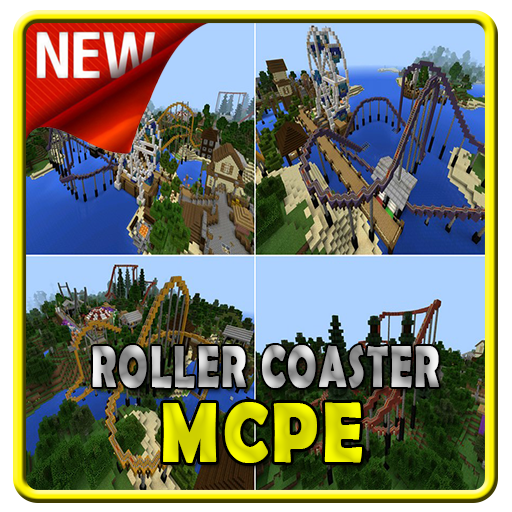 Roller coaster for MCPE (app)