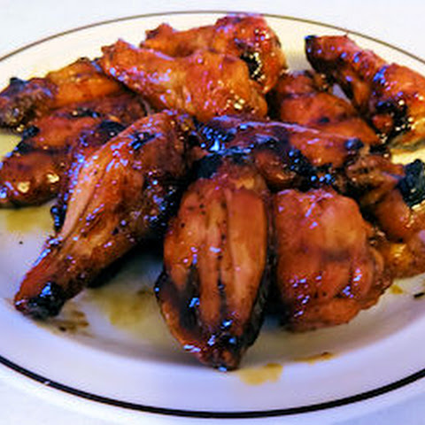 Honey Teriyaki Wings