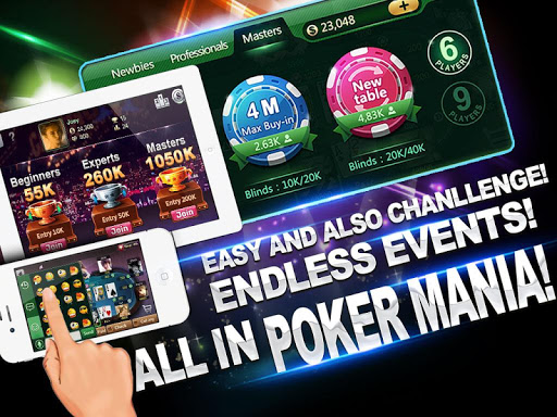 Poker Mania - screenshot