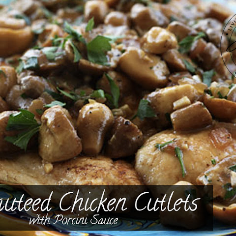 Sauteed Chicken Cutlets | Chicken Breast, Baked Chicken and Chicken ...