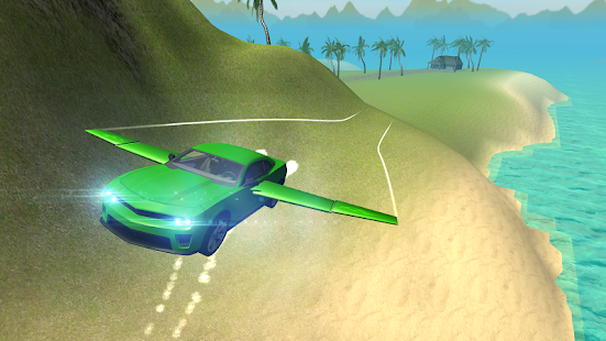 Flying Stunt Car Simulator - screenshot