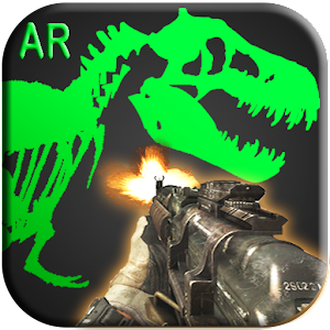 Download Jurassic Shooter Dinosaur Hunter Augmented Reality For PC Windows and Mac