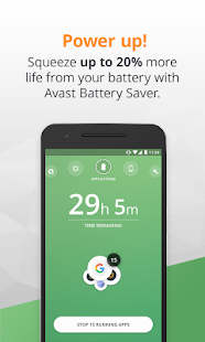 Avast Battery Saver- screenshot thumbnail