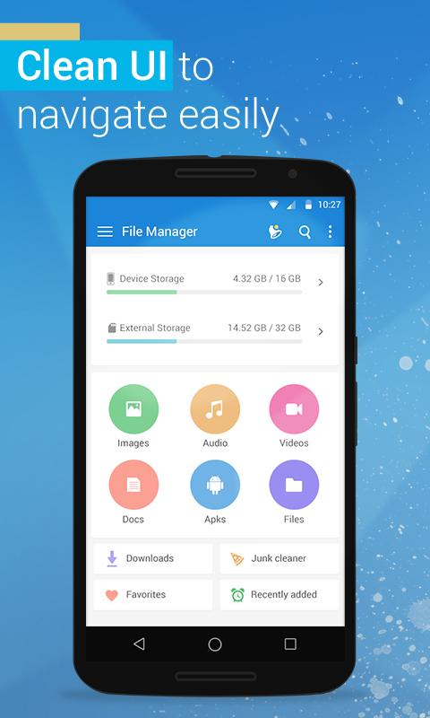 File Manager - File explorer Screenshot 4