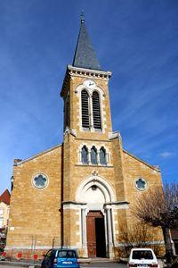 photo de Saint Jean Baptiste à Brullioles