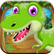 Dinosaur Flash Cards & Sounds