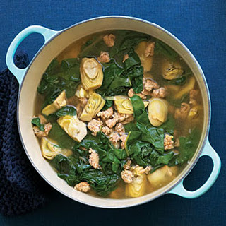Artichoke Soup Sausage Recipes