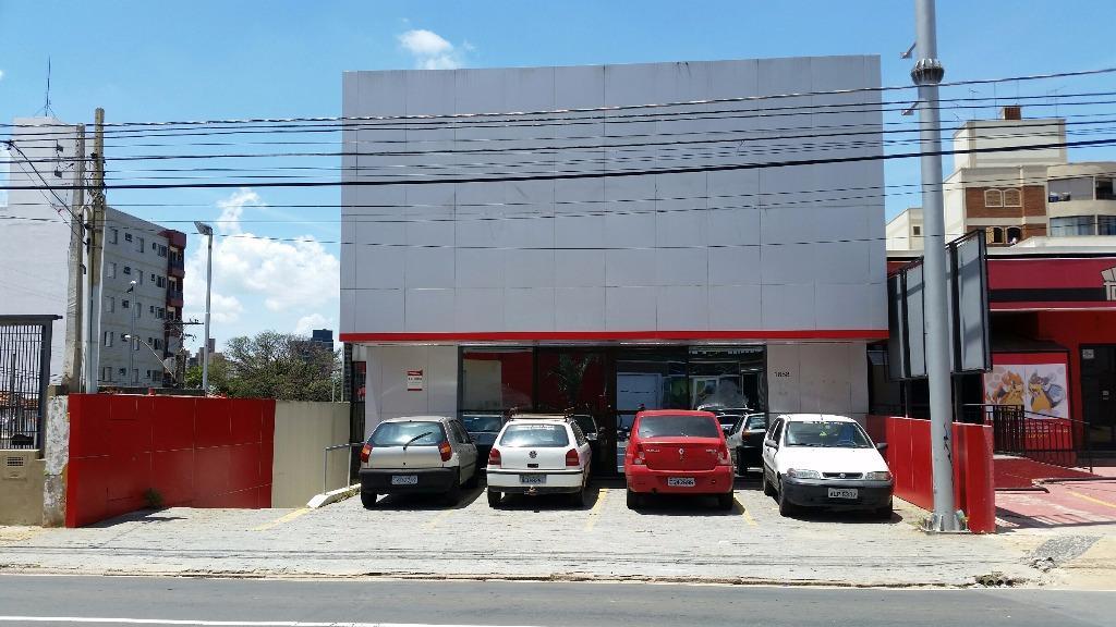 SALÃO - Jardim Guanabara - Campinas/SP (Código do Imóvel: 0)