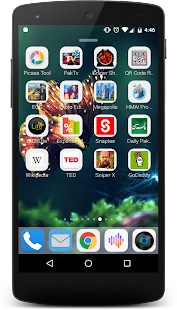 Launcher for iPhone 7 Screenshot
