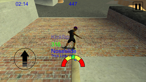 Skating Freestyle Extreme 3D screenshot 16