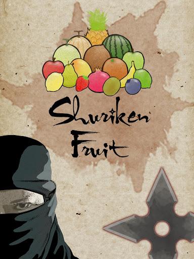 Shuriken Fruit - screenshot