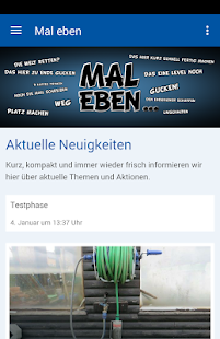 Mal eben - screenshot