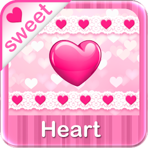 Sweet Heart Food Theme