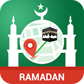 Muslim: Ramadan 2017, Prayer Icon