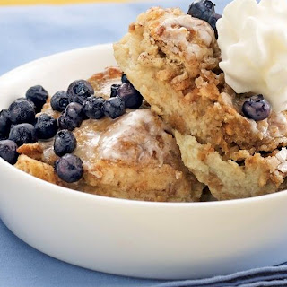 Blueberry-Banana-Granola French Toast