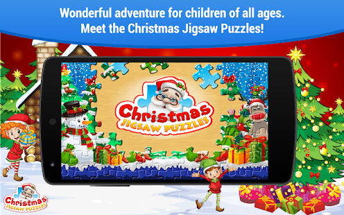 christmas games kids puzzles free android app market