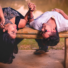 Love is the whole and more than all by Rishav Chakraborty - People Couples