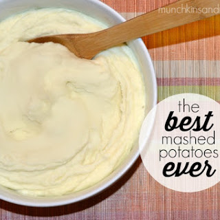 The Best Mashed Potatoes Ever