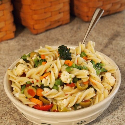 'Spring Into Summer' Pasta Salad