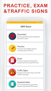 DMV Permit Practice, Drivers Test & Traffic Signs for pc