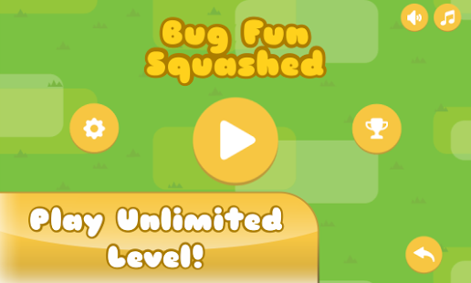 Best Bug Fun Squashed - screenshot