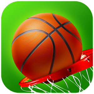 Fun Basketball App Icon