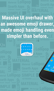 Bluey Theme for TouchPal - screenshot