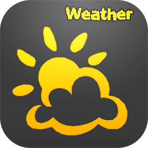 Today's weather forecast EN for Android