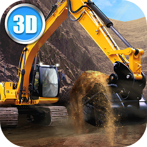 Construction Digger Simulator