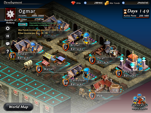 Defense of Fortune 2 - screenshot
