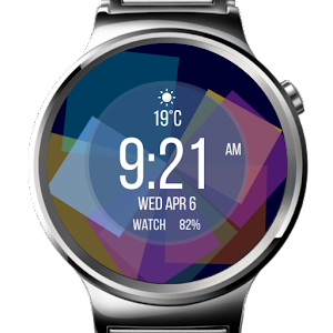 Spring Watch Face