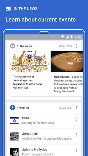 Wikipedia Beta screenshot 2
