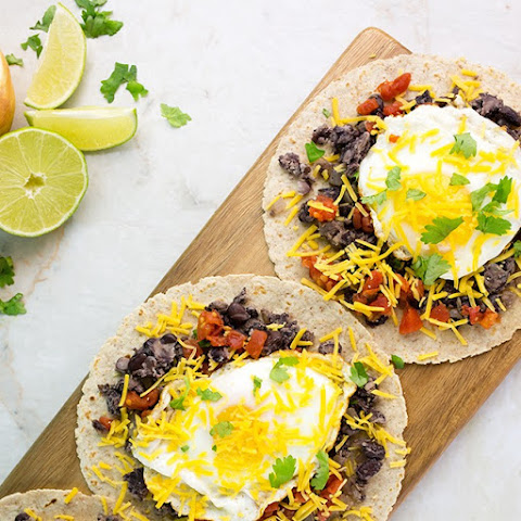 Protein-Packed Huevos Rancheros