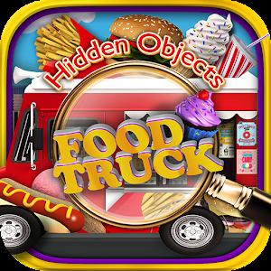 Cover art Hidden Object Junk Food Truck