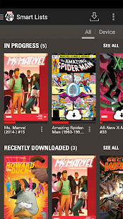 Marvel Comics APK for Bluestacks