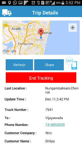 android Truck India Screenshot 3