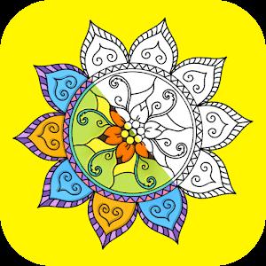 Colorish Мандала раскраски