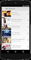 Screenshot of MBC Guide