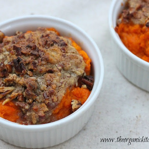 Maple Sweet Potato Casserole