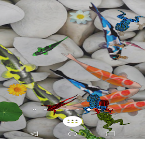 Fishes and Frogs Live Wallpaper For PC / Windows 7/8/10 / Mac – Free Download