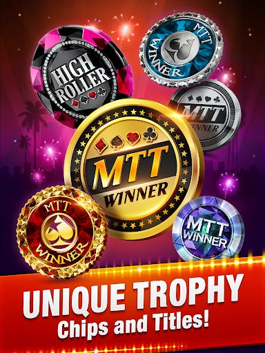 Celeb Poker -Texas Holdem VIP - screenshot