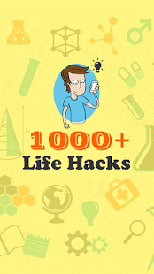 Life Hacks APK for Blackberry